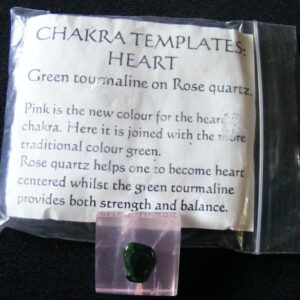 chakra template heart