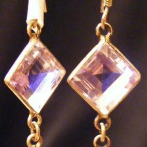 amethyst earring 2